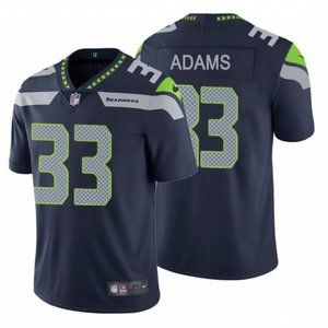Seahawks Jamal Adams Navy Jersey